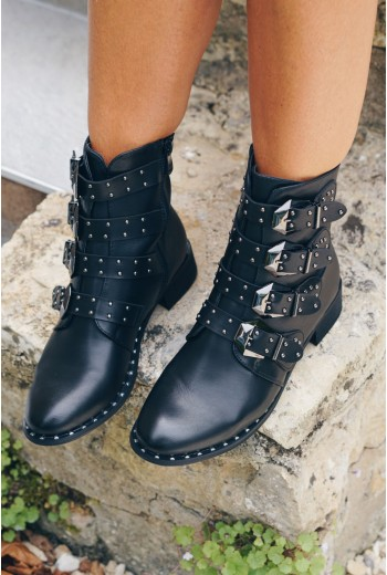 Bottines clou