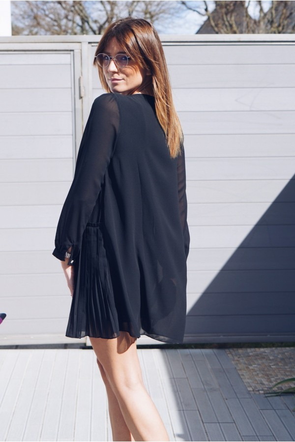 Robe Beauty Black